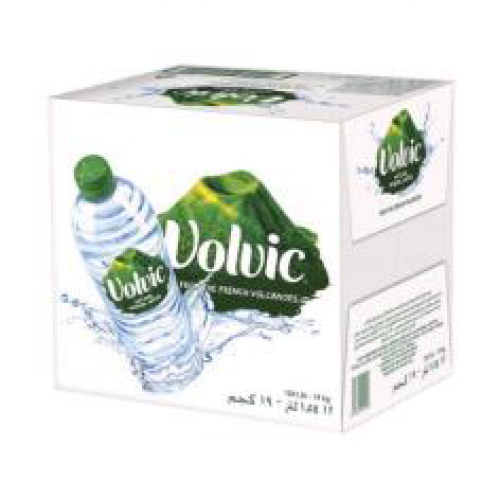 32-MINERAL WATER NATURAL STILL PET VOLVIC (法国矿泉水)