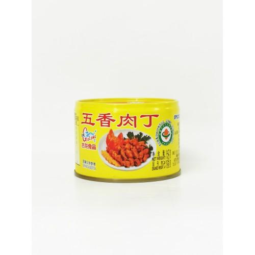 5-肉丁-古龙 SPICED PORK CUBES GULONG