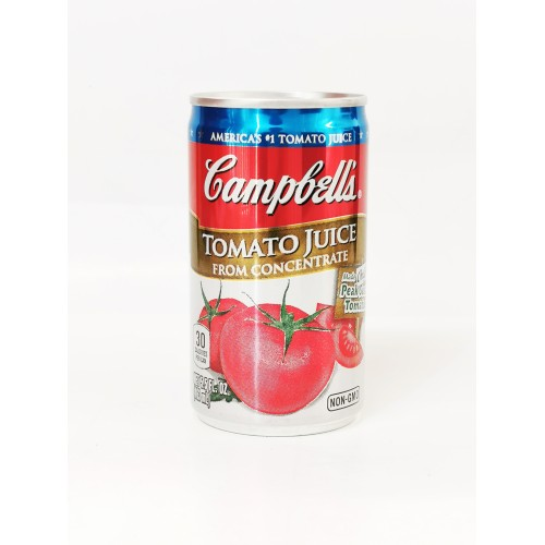 35-TOMATO JUICE CAMPBELL / JUS TOMATO (金宝番茄汁)