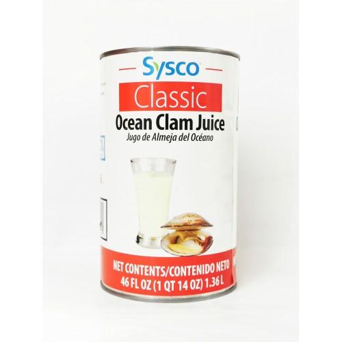 35-CLAM JUICE OCEAN CLASSIC SYSCO (蛤蜊汁)