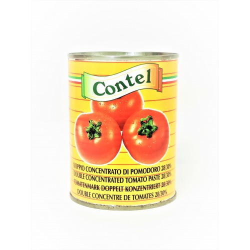39-TOMATO PASTE 28/30% MEDICONSERVE (800GM) (意大利纯番茄膏)