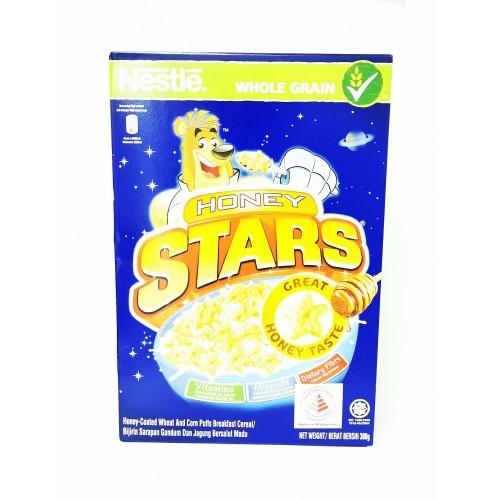 8-HONEY STARS WHOLEGRAIN NESTLE CEREAL (雀巢密奇星谷物)