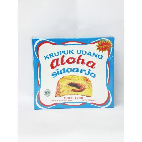 25-PRAWN CRACKERS ALOHA / KEROPOK UDANG BESAR (印尼大虾饼)