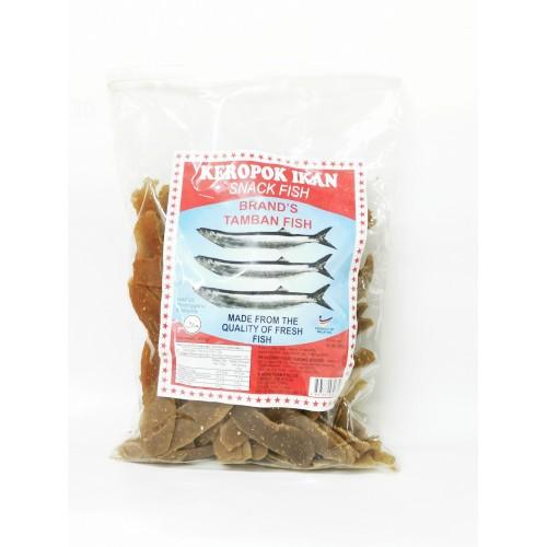 25-FISH CRACKERS  / KEROPOK IKAN (鱼饼)