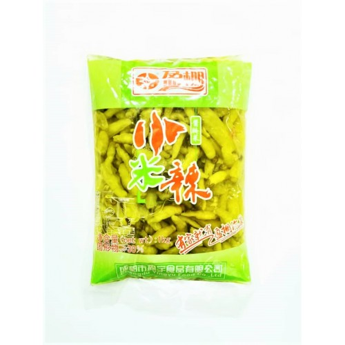 23-小米椒 GREEN CHILI PADI PICKLED