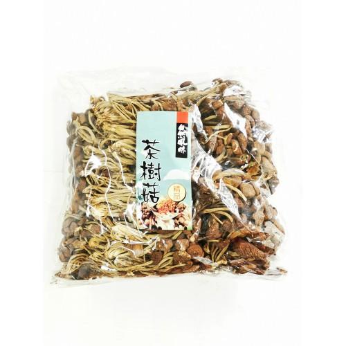 34-茶树菇 MUSHROOM DRIED POPLAR