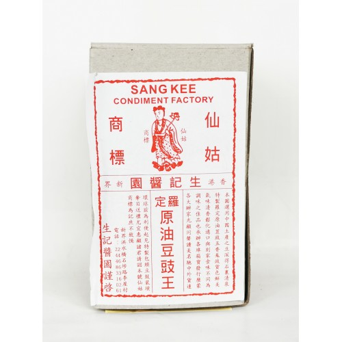 1-豆豉王-罗定 SOY BEANS BLACK PRESERVED LUO TING