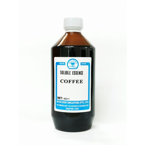 12-COFFEE ESSENCE JUI LONG (450ML) (咖啡香精)