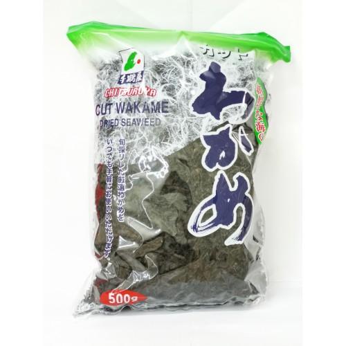 19-SEAWEED CUT DRIED WAKAME (寿司裙带菜丝)