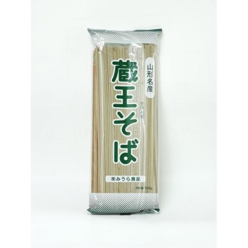 19-BUCKWHEAT NOODLES / ZAO SOBA (日本冷面)