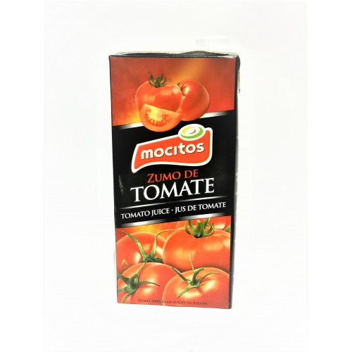 35-TOMATO JUICE MOCITOS / JUS TOMATO (包装番茄汁)