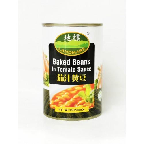 29-BAKED BEANS LANDMARK / KACANG PANGGANG(地标茄汁黄豆)