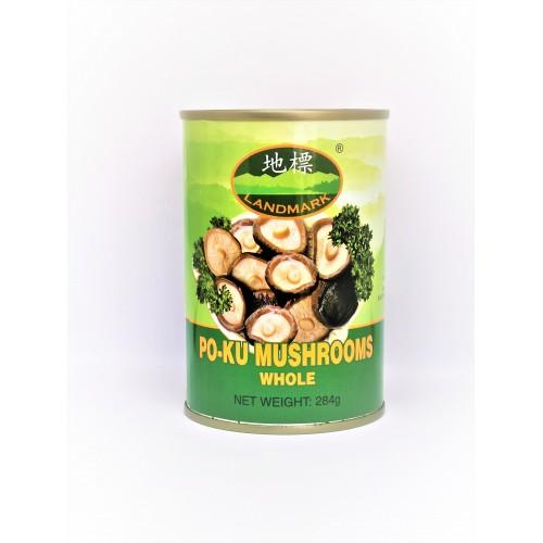31-整香菇-地标 SHIITAKE PO-KU MUSHROOM WHOLE LANDMARK / CENDAWAN SHIITAKE DALAM TIN