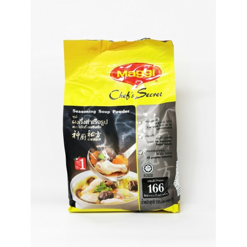 24-CHEF'S SECRET SEASONING POWDER MAGGI (美极身厨秘方调味料)