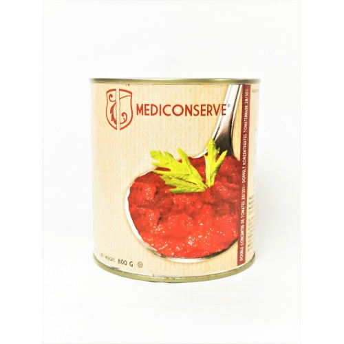 39-TOMATO PASTE MEDICONSERVE-800gm