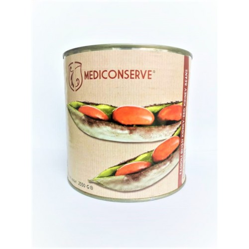 29-RED KIDNEY BEANS MEDICONSERVE (2.5KG) / KACANG BUAH PINGGANG MERAH DALAM TIN (罐头红腰豆)