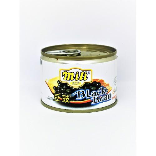 1-豆鼓-SOY BEANS BLACK PRESERVED MILI