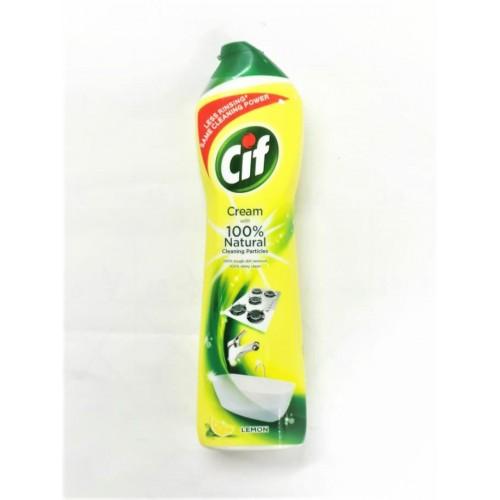 16-CIF DETERGENT CREAM CLEANSER LEMON