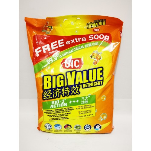 16-UIC DETERGENT POWDER (洗衣粉)