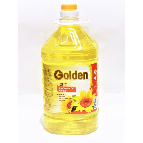 21-SUNFLOWER OIL GOLDEN (向日葵油)