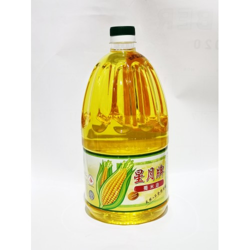 21-CORN OIL MOONSTAR /  MINYAK JAGUNG (蜀米油)