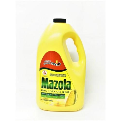 21-CORN OIL 100% PURE MAZOLA/ MINYAK JAGUNG 100% (万寿牌纯粟米油)