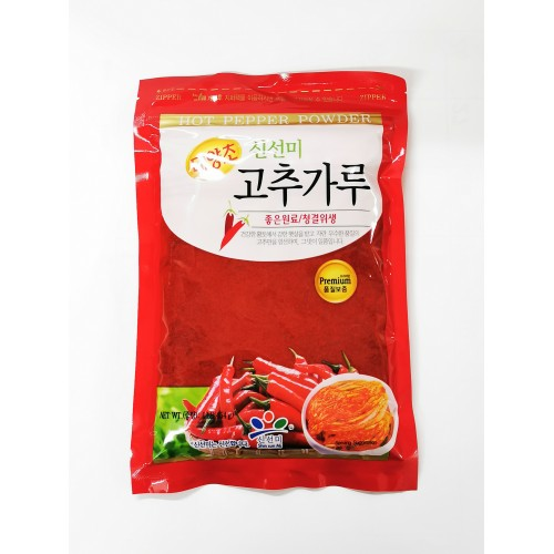 Korean Seasoning Sauces & Spices