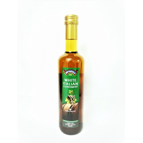 50-BALSAMIC VINEGAR WHITE DON MARCELLO (意大利白香醋)