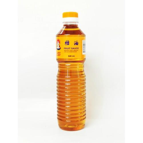 44-桔油-佛牌 TANGERINE SAUCE BUDDHA