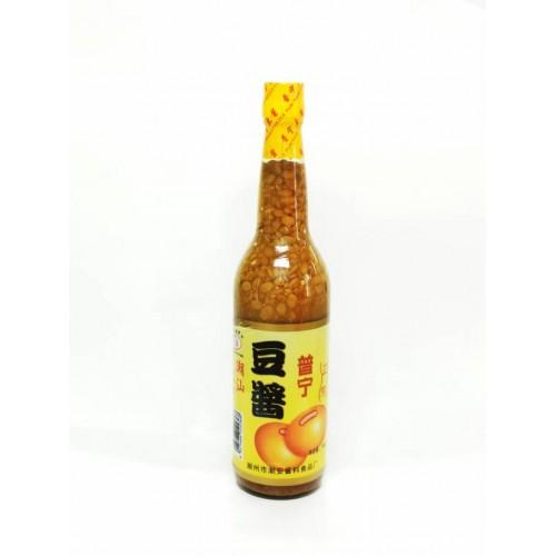 1-豆酱-普宁 SOY BEANS SALTED PRESERVED PU NING