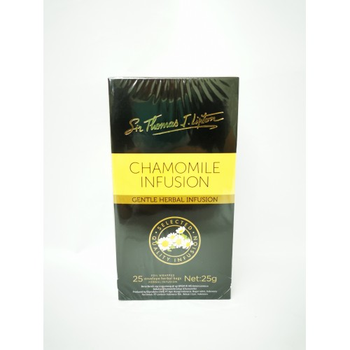 47-CHAMOMILE TEABAG LIPTON SIR THOMAS  (立顿洋甘菊茶包)