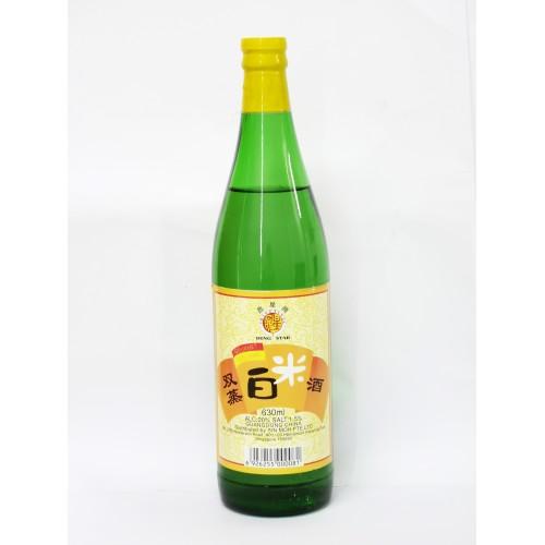 51-双蒸白米酒 SHUANG ZHENG JIU / DOUBLE BOILED RICE WINE DING STAR